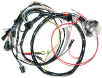 Corvette Wiring Harness, 454 engine (automatic transmission)
