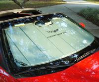 2005 - 2013 Insulated Sunshade with C6 Logo