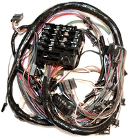 Corvette Wiring Harness, main dash