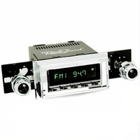 1958 - 1960 RetroSound Laguna Direct Fit AM/FM Radio with auxiliary input