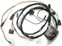 Corvette Wiring Harness, engine (manual transmission)