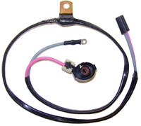 Corvette Wiring Harness, electric cooling fan (L-82 engine)