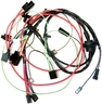 1977E Wiring Harness, factory equipped air conditioning & heater
