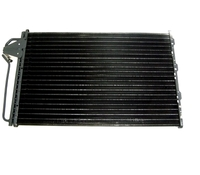 1984 - 1985 Condenser, air conditioning