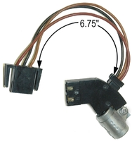 1975 - 1980 Terminal Block, distributor ignition with capacitor & harness