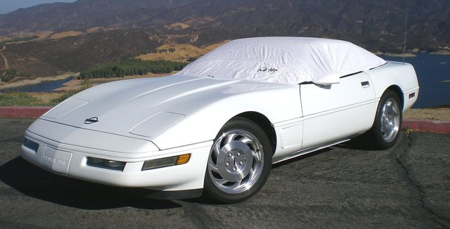 California Pop Top Car Covers