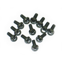 1963 - 1964 Screw Set, front grille mounting (12 piece)