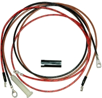 Corvette Wiring Harness, heater wire leads