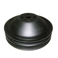 1962 - 1968 Pulley, 327 hi-performance no air conditioning (2 groove)