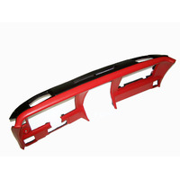 Corvette Dash Pad, upper/lower assembly