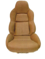 1994 - 1996 Seat Cover Set with Attached Foam, replacement leatherette [standard without AQ9 option]