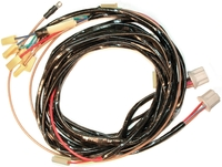 Corvette Wiring Harness, power convertible softtop main