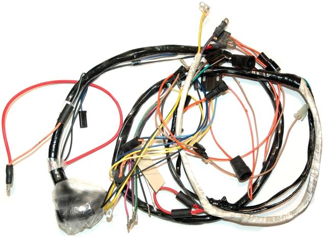 1974 Corvette Wiring Harness  350 Engine  Automatic