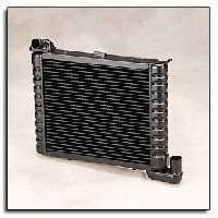 1961L - 1962 Radiator, brass/copper replacement