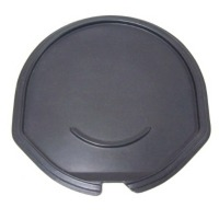 1963 - 1967 Tray, spare tire carrier tub lower