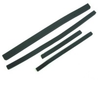 1969L - 1972 Foam Seal Set, radiator support (350) 4 piece