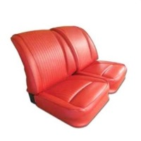 1962 Seat Cover Set, vinyl as original