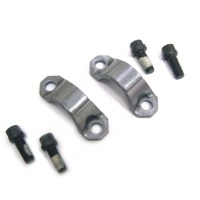 "1980 - 1981 Strap Set, ""U"" joint retaining driveshaft & halfshaft (automatic)"