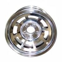 Corvette Wheel Set, aluminum (except Collectors Edition)