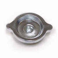 Corvette Cap, oil filler chrome twist style with L-82