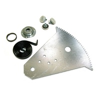 Corvette Door Glass Manual Regulator Rebuild Kit