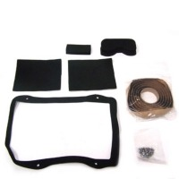 1968 - 1979 Seal Kit, heater box/case (without air conditioning)