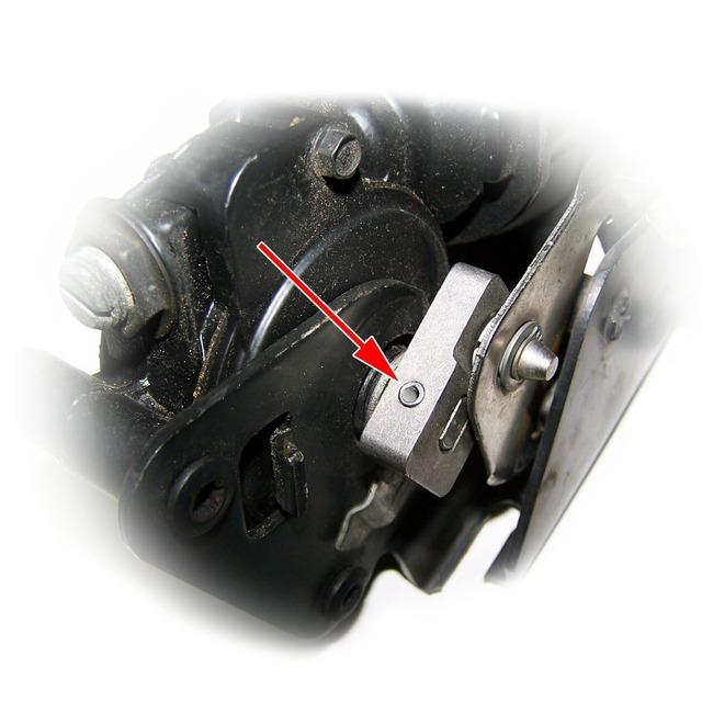 1996 Chevrolet Corvette Camshaft: 1996 Corvette Split Pin, Pair Headlamp Motor Cam