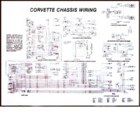 Corvette Diagram, electrical wiring