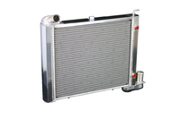 "1968 - 1972 Radiator, aluminum ""Direct Fit"" super-cool (327/350 -manual without air conditioning)"