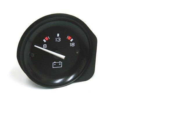 1982 Corvette Gauges : Corvette gauge battery voltmeter