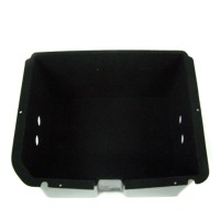 Corvette Tray, right rear jack compartment cover (plastic replacement)