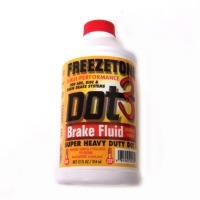 Corvette Fluid, brake 12 oz. (DOT 3)