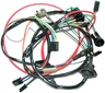 1975 Wiring Harness, factory equipped air conditioning & heater