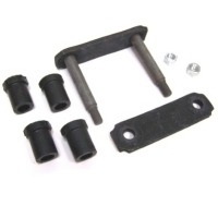 1953 - 1962 Shackle Kit, rear leaf spring mount