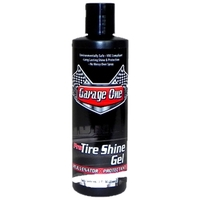 "Corvette Pro Tire Shine, ""Garage One"" (8 oz gel)"