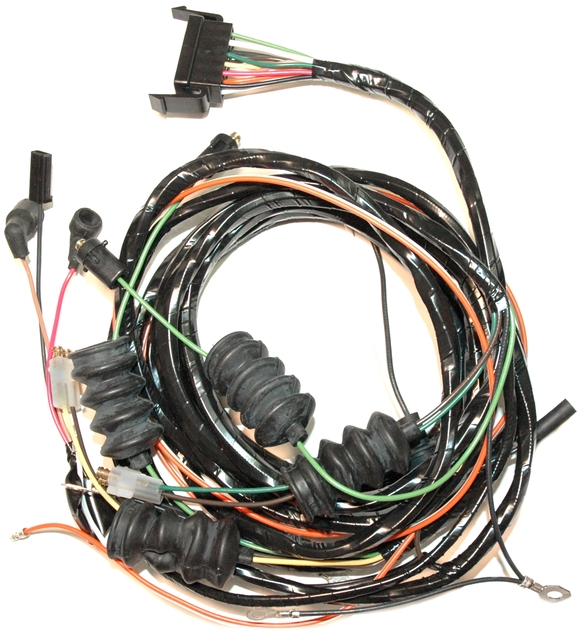 1966 Corvette Wiring Harness  Rear Body   Corvetteparts Com