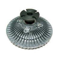 Corvette Clutch, engine fan with heavy duty cooling