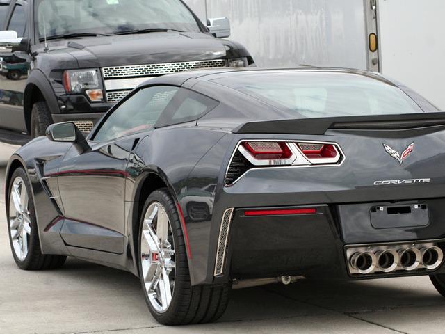 2014 2018 Corvette C7 Stringray Body Accent Tail Light