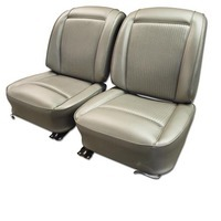 1961 Seat Cover Set, vinyl as original