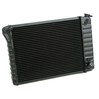 Corvette Radiator, 427 (without L-88 engine option)