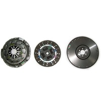 1997 - 2004 Clutch Kit, manual transmission includes flywheel