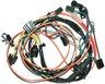 1968 Wiring Harness, factory equipped air conditioning & heater