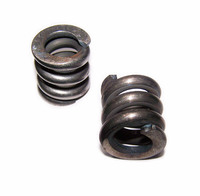 1963 - 1976 Spring, pair center link ball stud (manual steering)
