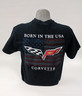 "Black ""Born in the USA"" T-Shirt"